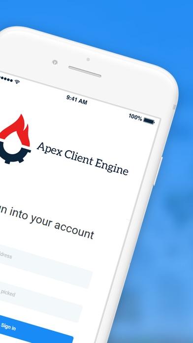 点击获取Apex Client Engine