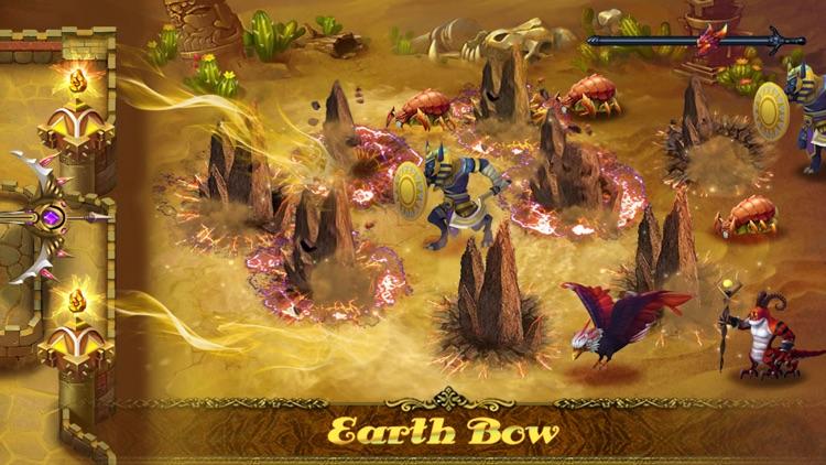 Defender III screenshot-3