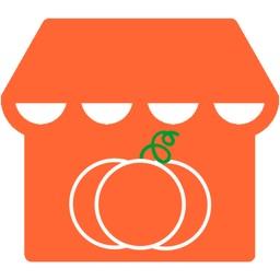 Pumpkin kart Merchant
