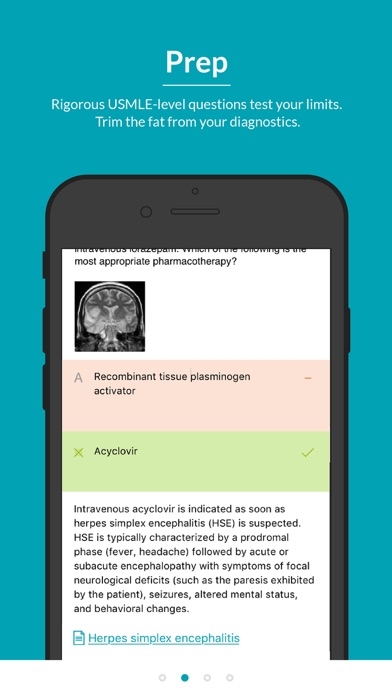 AMBOSS Knowledge USMLE for PC - Download on Windows/Mac - Free Download