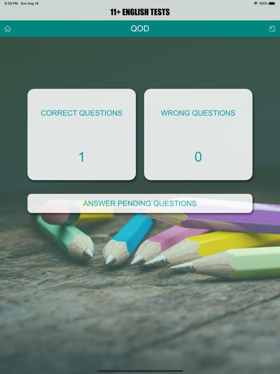 11+ English Exam Question screenshot 16