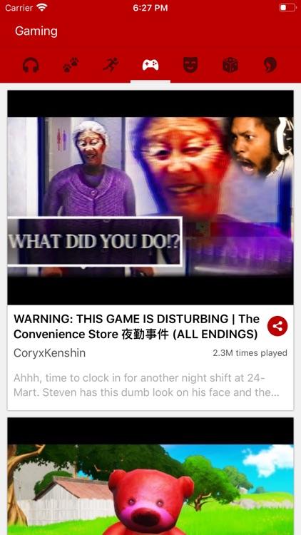 YouTrend screenshot-3