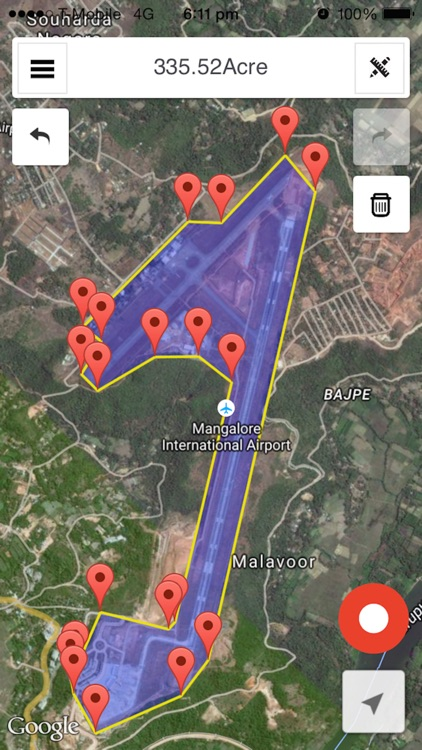 Mapulator - Map Measure screenshot-3