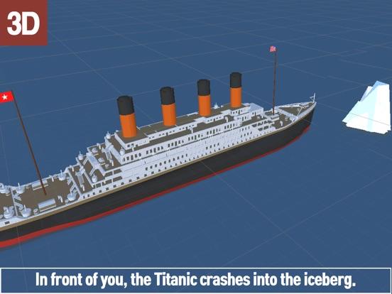 TITANIC 3D screenshot 13