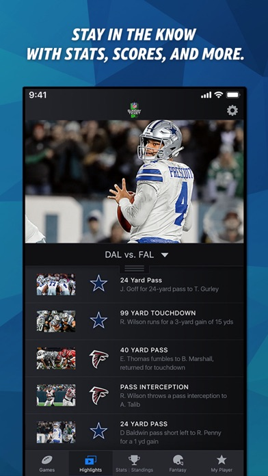 Nfl Sunday Ticket review screenshots