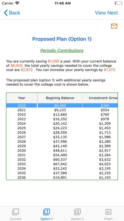 College Savings Plan screenshot-5