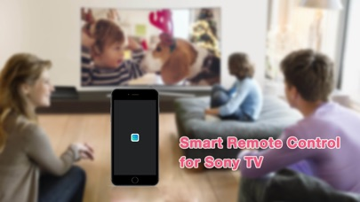 Smart Remote for Sony TV PRO Screenshots