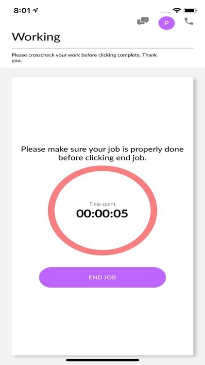 Workraven Pro screenshot-3