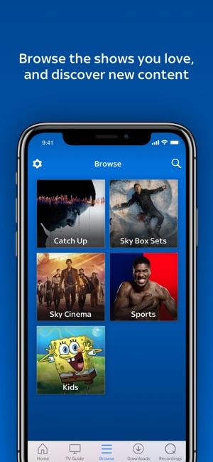 Sky Go on the App Store