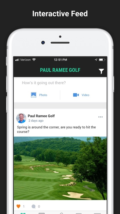Paul Ramee's World of Golf