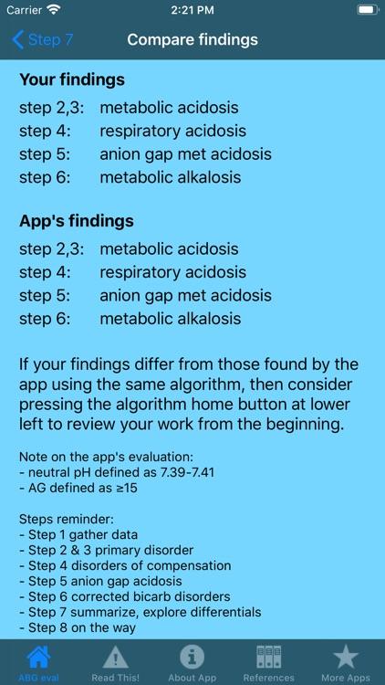 ABG Acid-Base eval screenshot-5