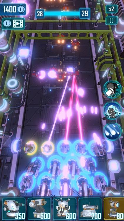Tower Defense X - Strategy War screenshot-3