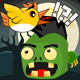 Brawl Birds: Crazy Zombie Run
