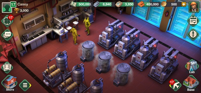 Non-Jailbroken Hack] Breaking Bad Criminal Elements v1 7 5 +1 Jailed