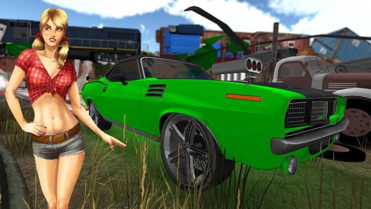 Fix My Car Classic Muscle 2 LT