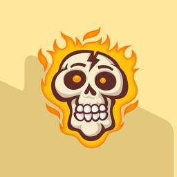 Iconfactory BoneHeadz Stickers