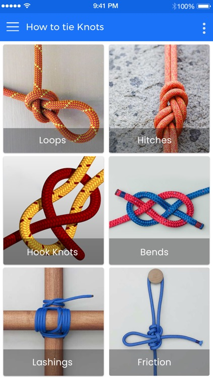 How To Tie Knots -Fishing Knot