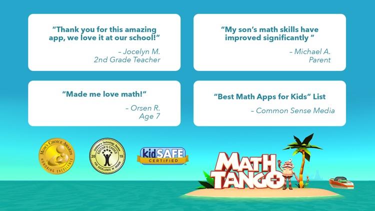 MathTango: School Edition screenshot-6