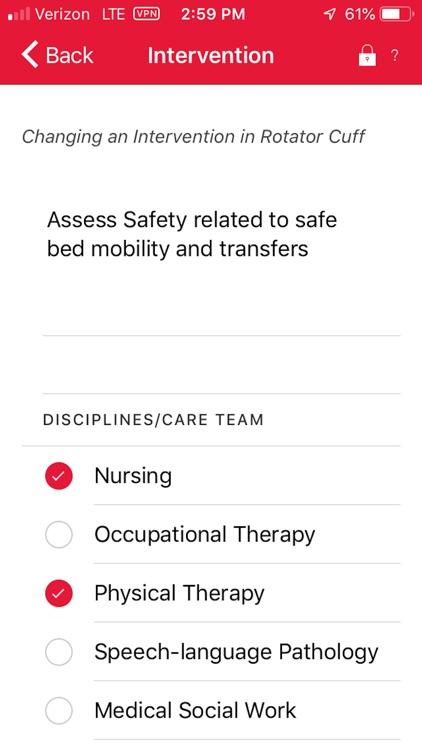 Home Health Care Planning screenshot-3