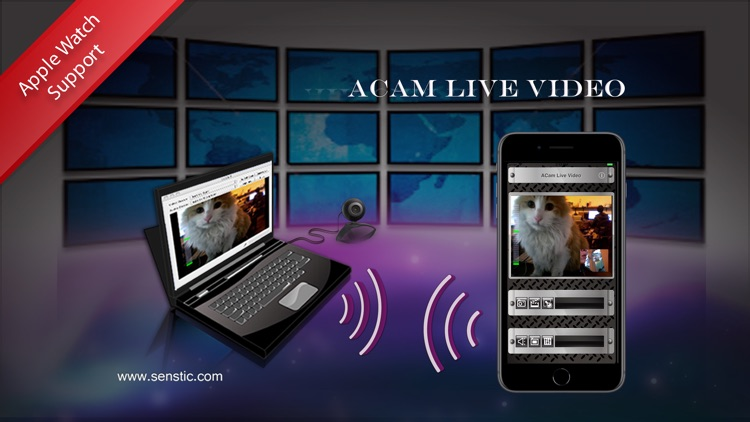 ACam Live Video