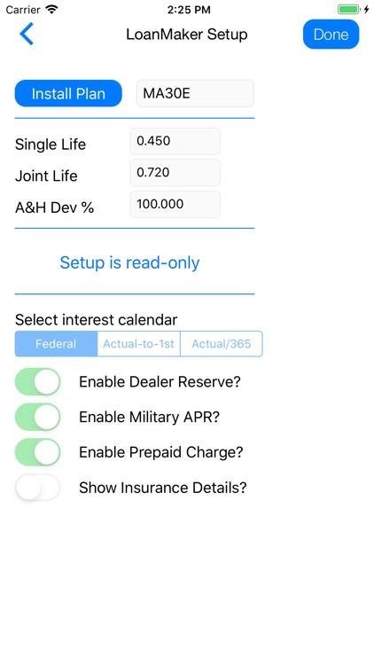 LoanMaker screenshot-3
