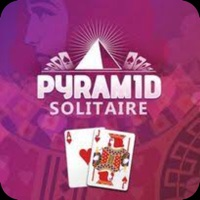 Pyramid Solitaire Cards