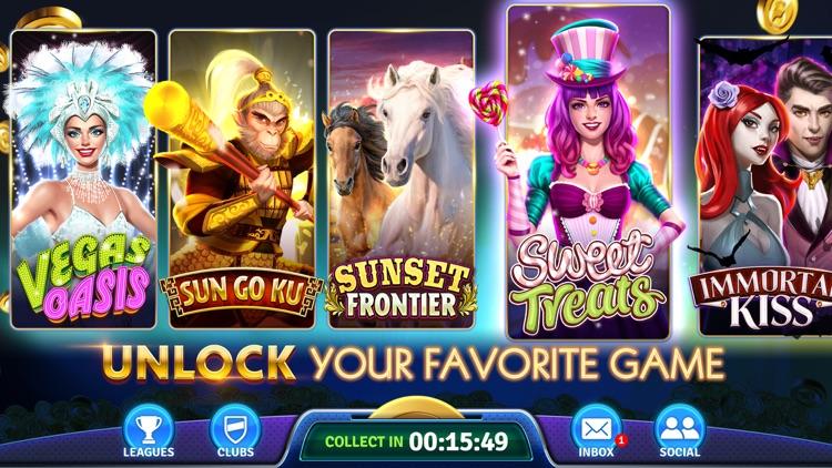 Vegas Blvd Slots: Casino Game screenshot-3