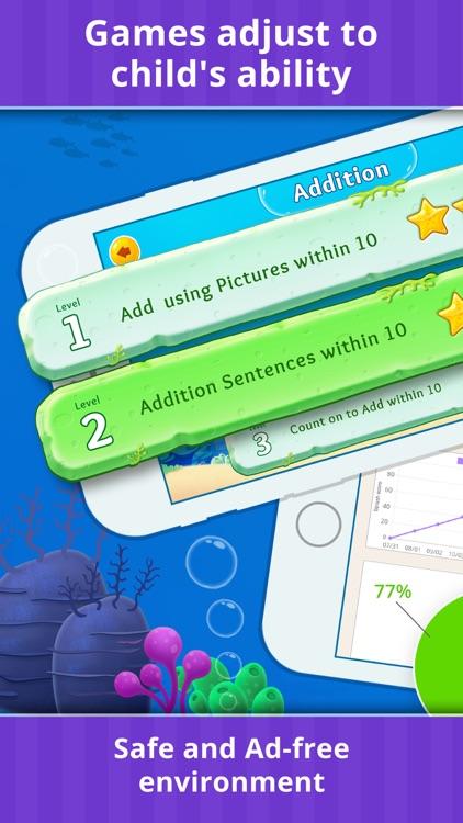 Splash Math - Games for Kids screenshot-3