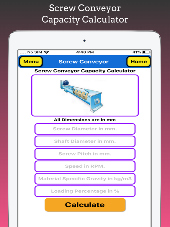Screw Conveyor Pro screenshot 10