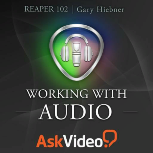 Audio Course for Reaper by AV