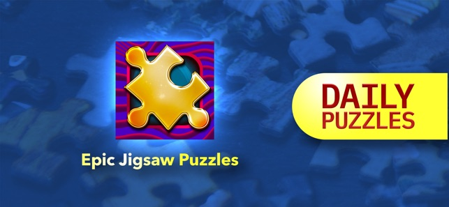 Epic Jigsaw Puzzles: HD Jigsaw on the App Store