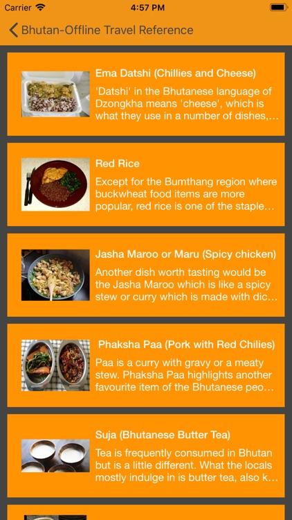 Bhutan-Offline Reference screenshot-6