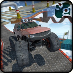 Impossible Road Monster Truck
