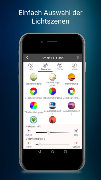 Briloner Control screenshot two