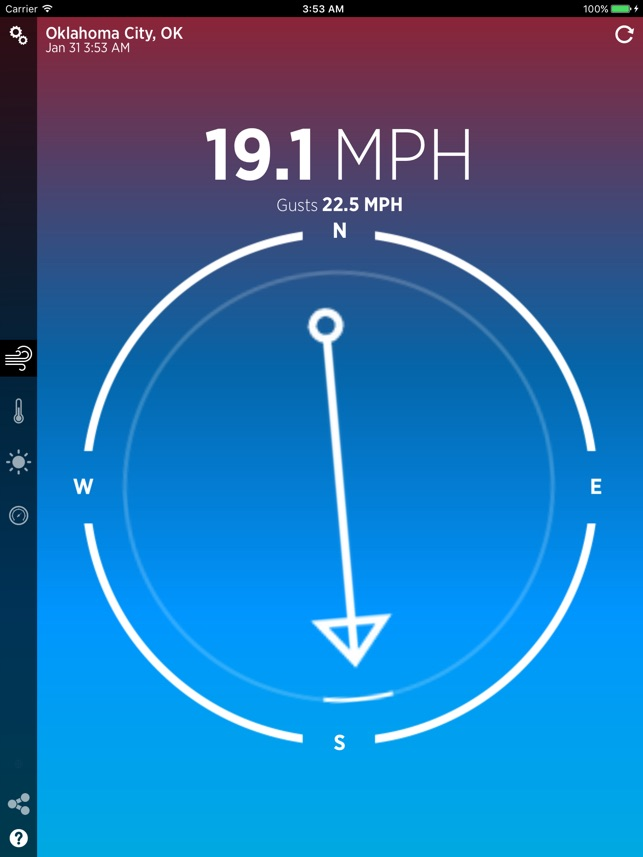 Wind Compass on the App Store