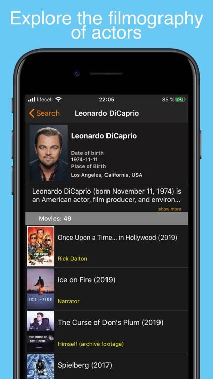 My Movies & TV Shows Watchlist screenshot-7