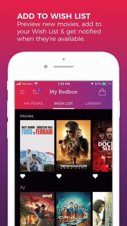 REDBOX: Rent, Stream & Buy screenshot-5