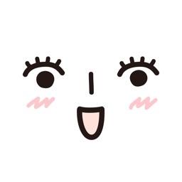 Face Emojis Sticker Pack