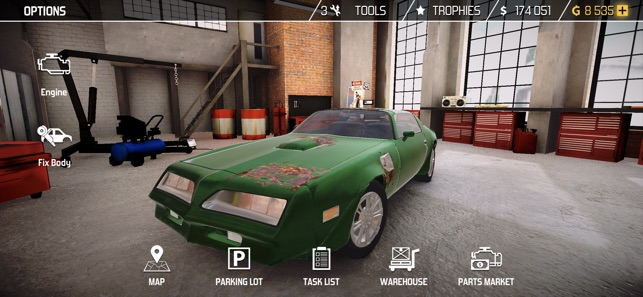 Car Mechanic Simulator 18 on the App Store