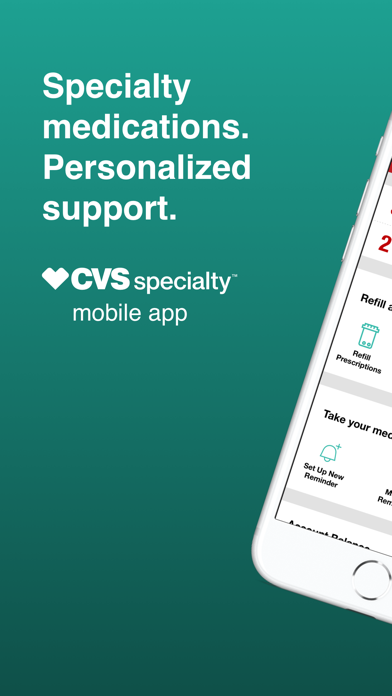 messages.download CVS Specialty software