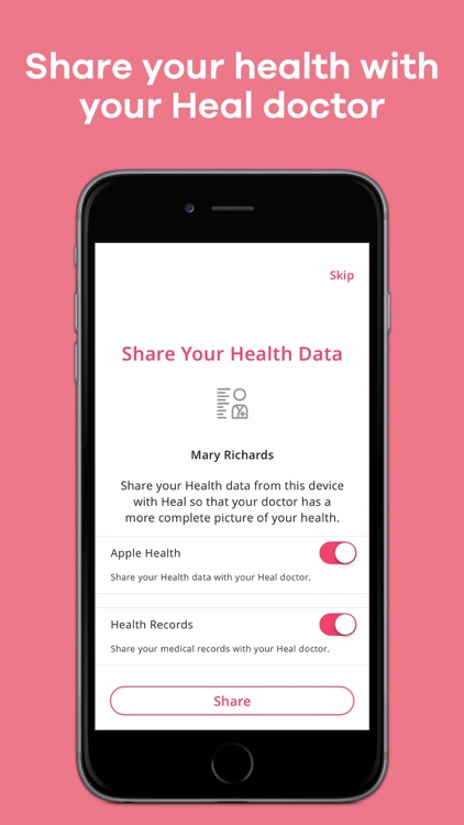 Heal – House Calls On-Demand screenshot-7