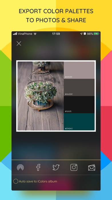 iColors - Colors picker screenshot 4