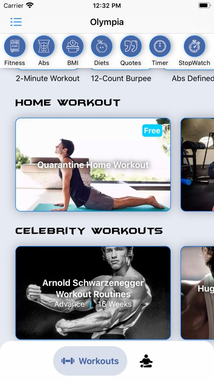 Olympia - Your Fitness Trainer screenshot-8