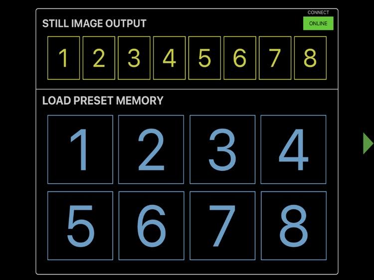 V-8HD Remote screenshot-8