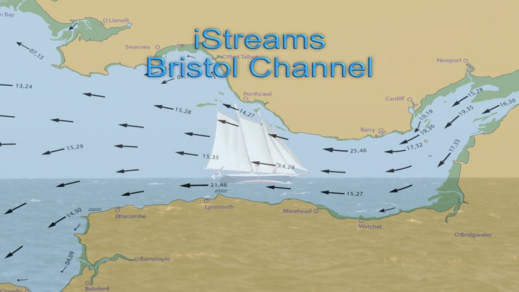 iStreams Bristol Channel screenshot-0