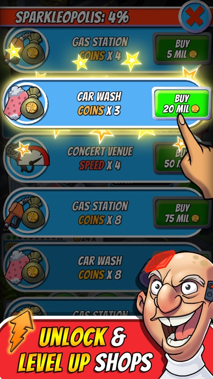 Tap Empire: Auto Tapper Game screenshot-3