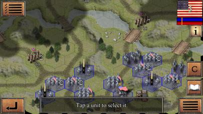 Civil War: 1863 screenshot one