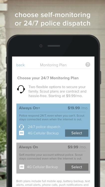 Scout Alarm - Home Security screenshot-4
