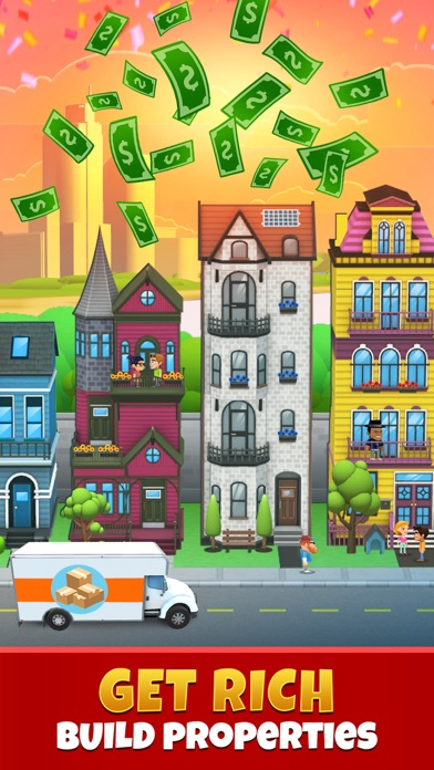 Idle Property Manager Tycoon screenshot 1