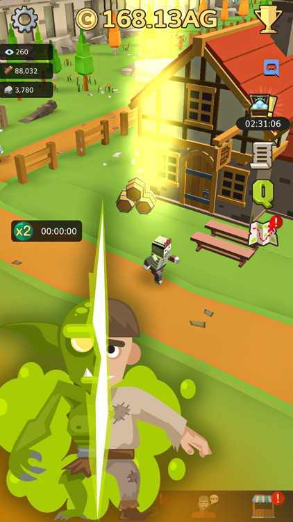 Medieval: Idle Tycoon Clicker screenshot-4